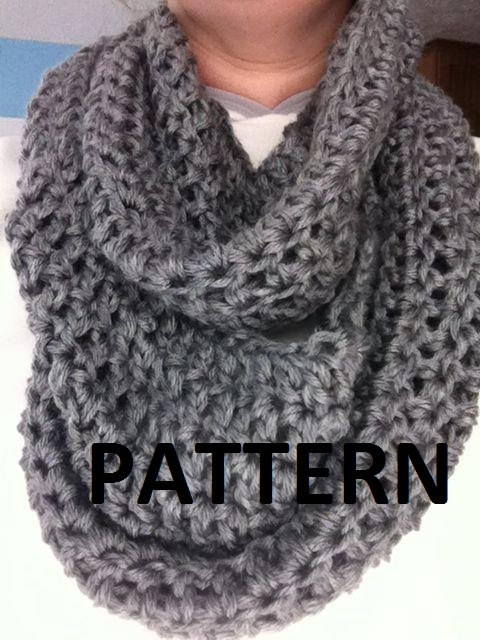 Fresh Crochet Pattern for Scarf Beginner Infinity Cowl Crochet Pattern Of Awesome 49 Pics Infinity Cowl Crochet Pattern