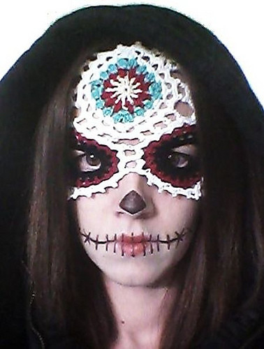 Crochet Pattern Round Up Sugar Skull Designs – Crochetville