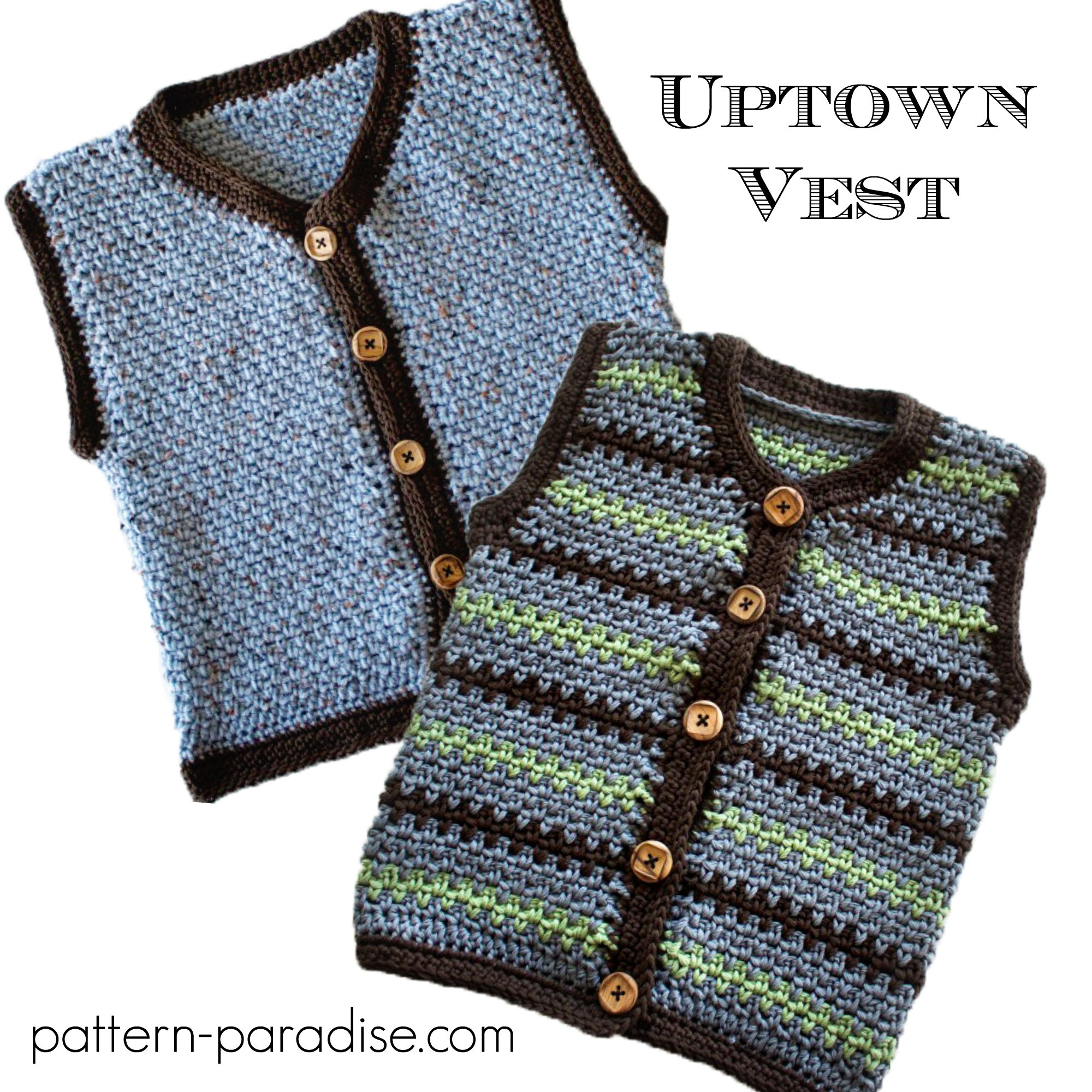 Fresh Crochet Pattern Uptown Sweater Vest Vest Pattern Free Of Amazing 43 Images Vest Pattern Free