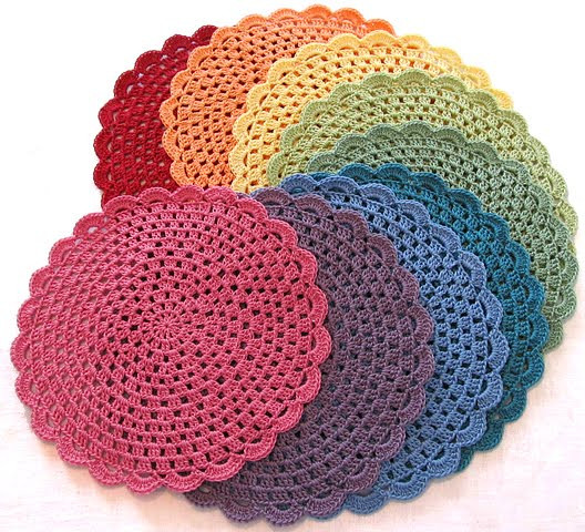 Fresh Crochet Placemats Patterns Free Patterns Crochet Table Mat Of Gorgeous 47 Ideas Crochet Table Mat