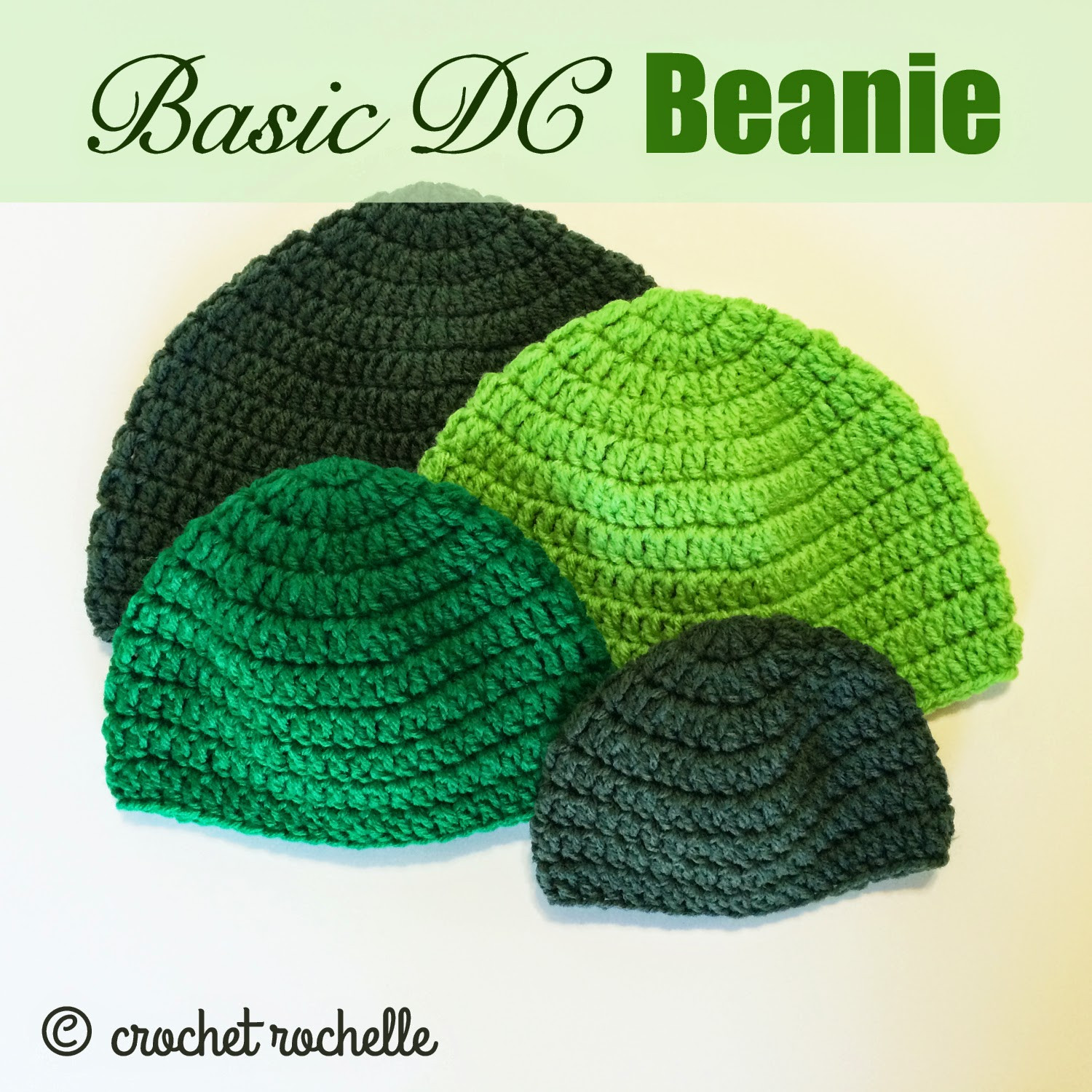 Fresh Crochet Rochelle Basic Dc Beanie Pattern Simple Beanie Crochet Pattern Of Innovative 50 Ideas Simple Beanie Crochet Pattern