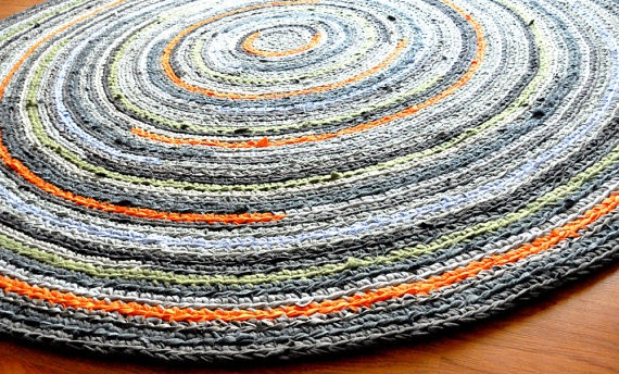 Fresh Crochet Rug Made From Fabric Strips Fabrics Crochet Rug with Fabric Strips Of Lovely Goat Feathers Crochet Rug and Purse Crochet Rug with Fabric Strips