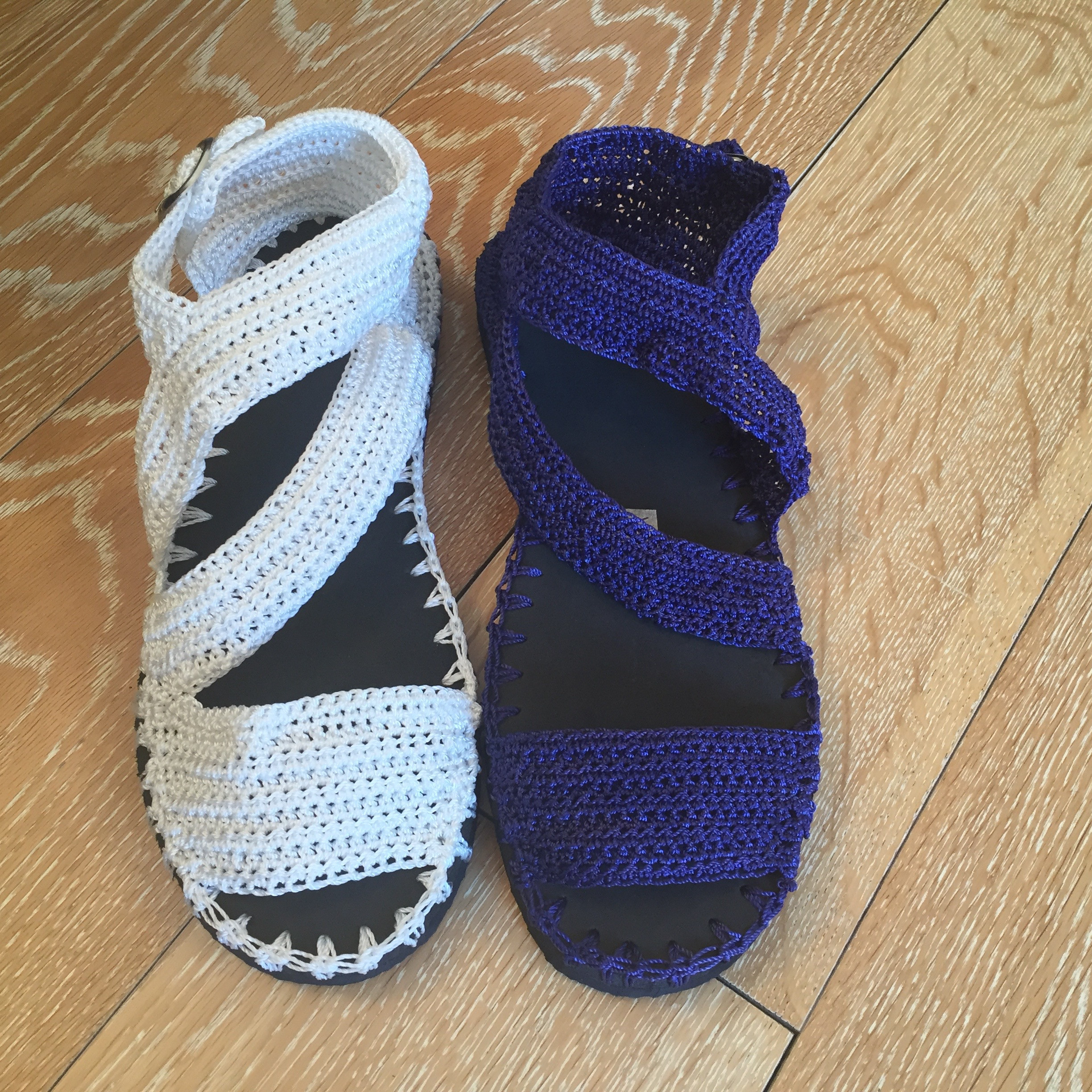 Fresh Crochet Sandals with Rubber soles Bewtsybewtsy Rubber soles for Crochet Slippers Of Luxury 50 Models Rubber soles for Crochet Slippers
