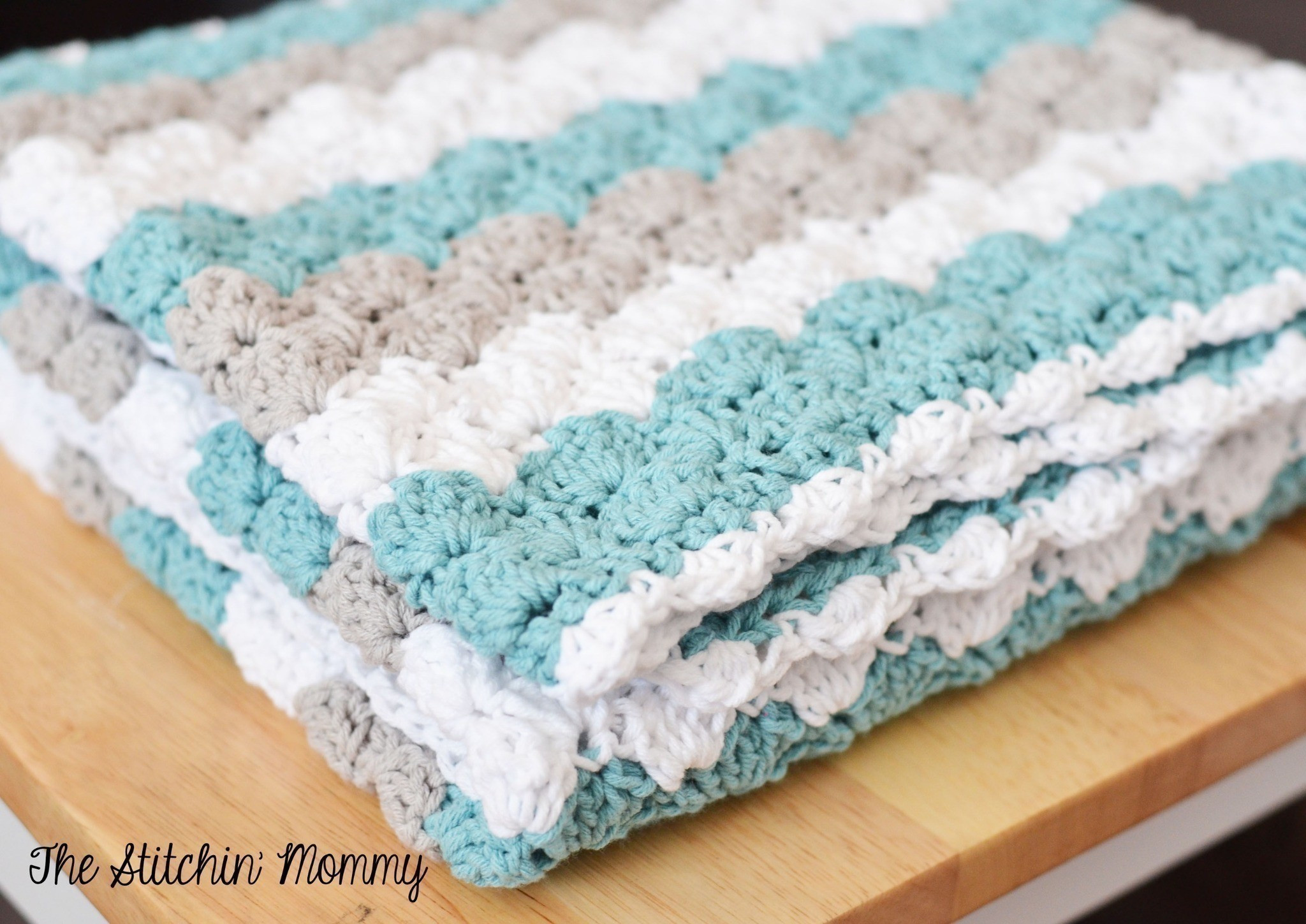 Fresh Crochet Shell Stitch Baby Blanket · How to Make A Baby Crochet Shell Baby Blanket Of Lovely 50 Ideas Crochet Shell Baby Blanket