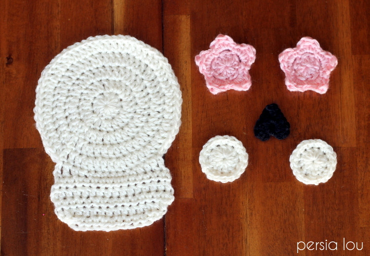 Fresh Crochet Sugar Skull – Free Pattern Crochet Sugar Skull Of Incredible 47 Pictures Crochet Sugar Skull