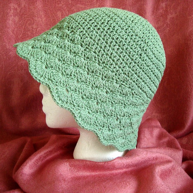 Crochet Summer Hats 8 Free Patterns Pink Mambo