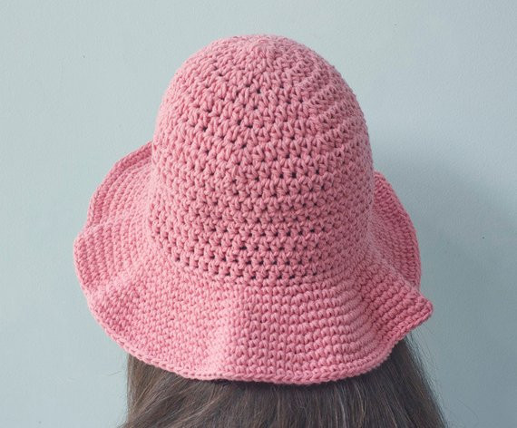 Fresh Crochet Sun Hat with Brim Pattern Traitoro for Crochet Sun Hat Pattern Of Superb 48 Ideas Crochet Sun Hat Pattern