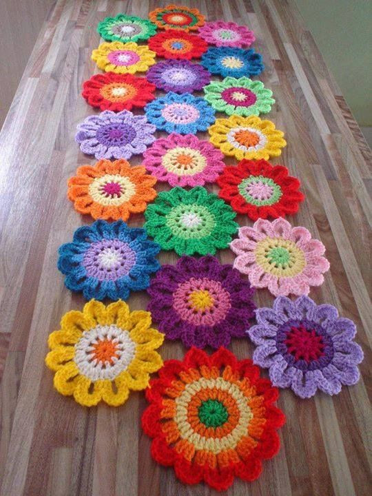 Fresh Crochet Table Runner Patterns Free Woodworking Projects Crochet Table Runners Of Gorgeous 50 Models Crochet Table Runners