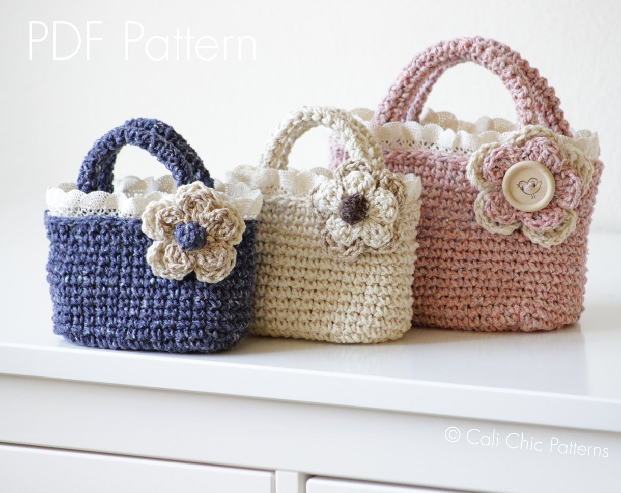 Fresh Crochet tote Pattern 219 Summer Tweed Mini tote Crochet Crochet tote Of Adorable 41 Images Crochet tote