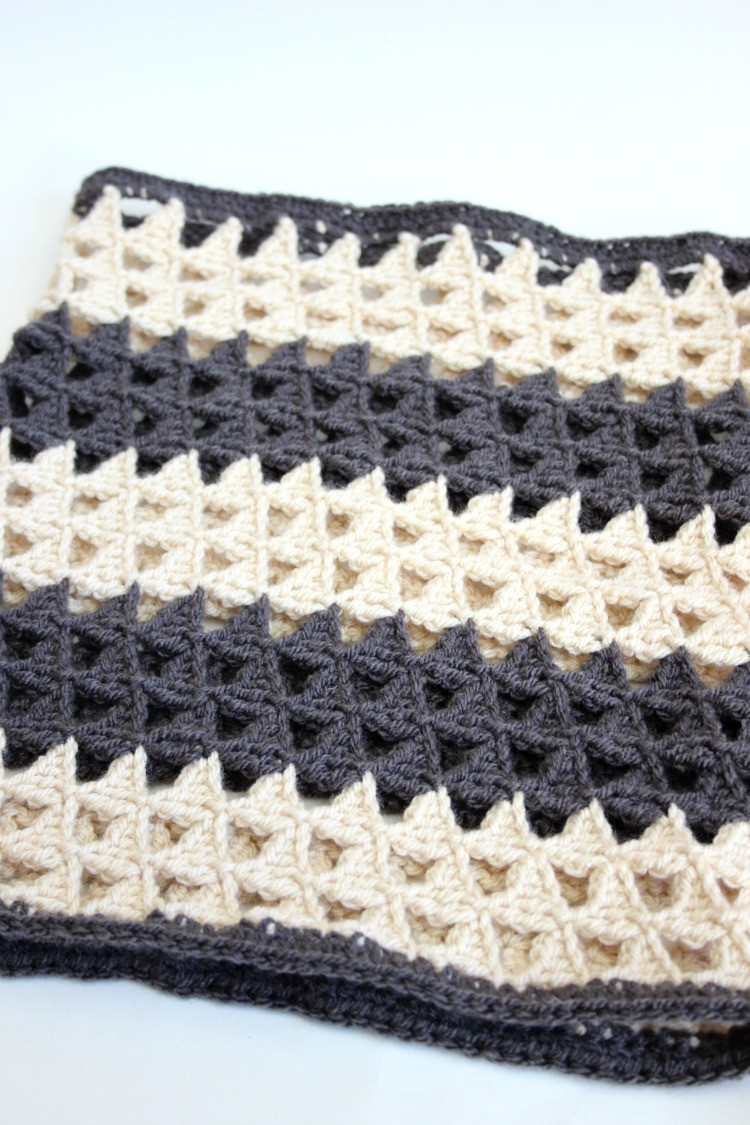 Fresh Crochet Triangle Infinity Scarf – Zeens and Roger Crochet Triangles Of Charming 42 Images Crochet Triangles