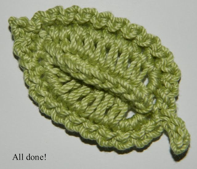 Fresh Crocheted Leaf Free Crochet Pattern Free Crochet Leaf Pattern Of Contemporary 40 Pictures Free Crochet Leaf Pattern