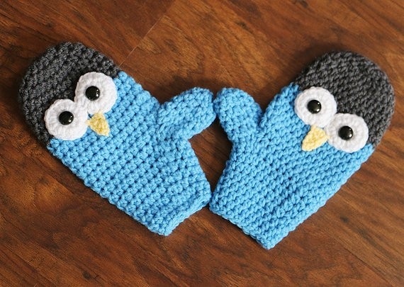 Fresh Crocheted Owl Mittens Baby Owl Mittens toddler Owl Mittens Crochet toddler Mittens Of Awesome 41 Pictures Crochet toddler Mittens