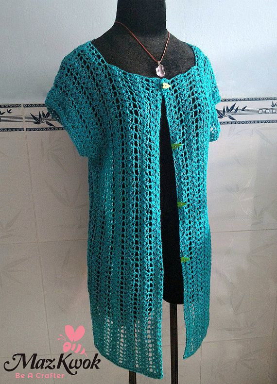 Fresh Crocheted Summer Air Cardi Vest Free Worldwide by Free Crochet Womens Vest Patterns Of Great 41 Pics Free Crochet Womens Vest Patterns