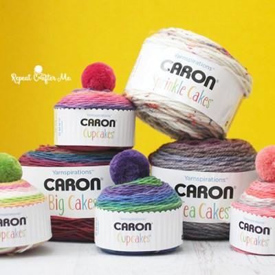 Fresh Crocheting Archives Repeat Crafter Me Caron Sprinkle Cakes Of Incredible 47 Ideas Caron Sprinkle Cakes