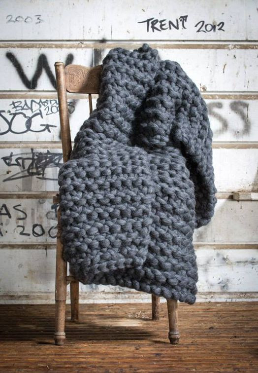 Fresh Cush and Nooks Chunky Knit Throws Get Crafty Large Knit Blanket Diy Of Beautiful 44 Ideas Large Knit Blanket Diy