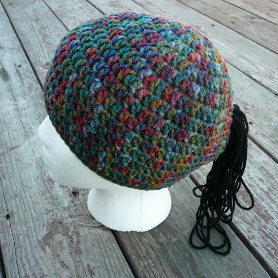 Fresh Customize Your Own Ponytail Beanie Teen Adult Hat with Hole Crochet Hat with Ponytail Hole Of Attractive 47 Pics Crochet Hat with Ponytail Hole
