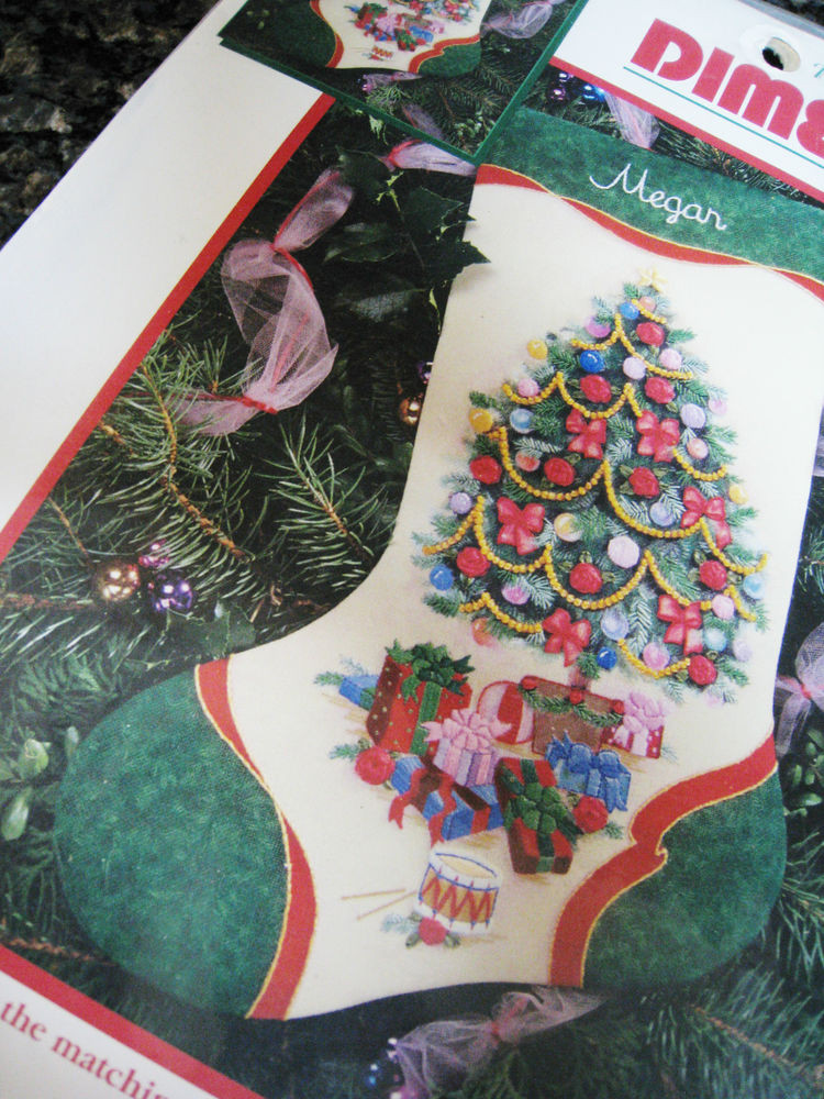 Fresh Dimensions Christmas Crewel Stitchery Embroidery Stocking Hand Embroidery Kits Of Delightful 45 Photos Hand Embroidery Kits