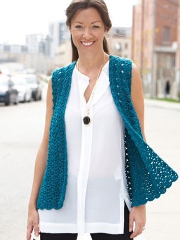 Fresh Drapey Crochet Vest Yarn Free Crochet Womens Vest Patterns Of Great 41 Pics Free Crochet Womens Vest Patterns