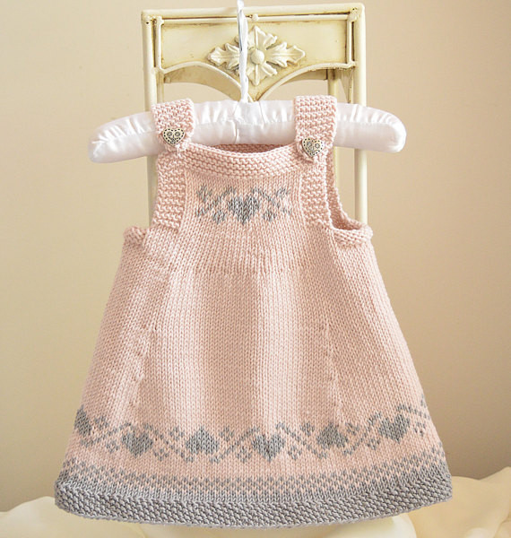 Fresh Dresses and Skirts for Children Knitting Patterns Baby Dress Knitting Pattern Of Amazing 40 Models Baby Dress Knitting Pattern