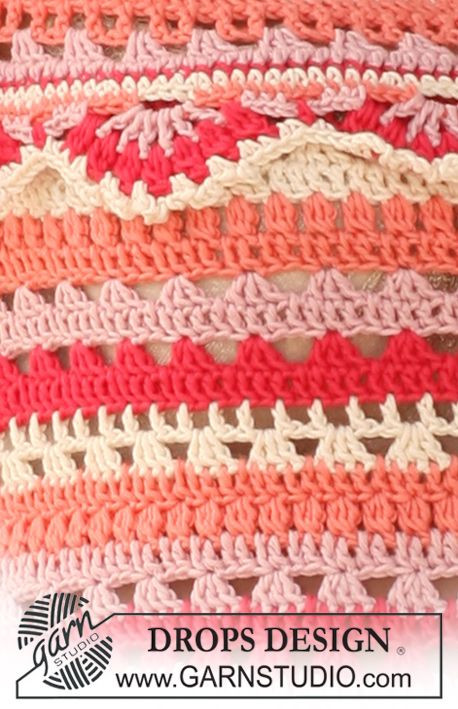 Fresh Drops Patterns Pattern Library and Crochet On Pinterest Crochet Stitch Library Of Top 43 Ideas Crochet Stitch Library