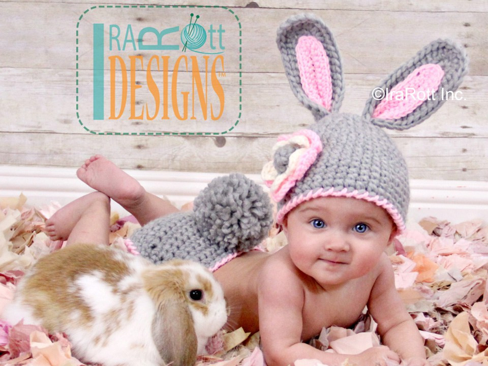 Fresh Easter Bunny Hat and Diaper Cover Set Pdf Crochet Pattern Baby Bunny Hat Of Brilliant 47 Pictures Baby Bunny Hat