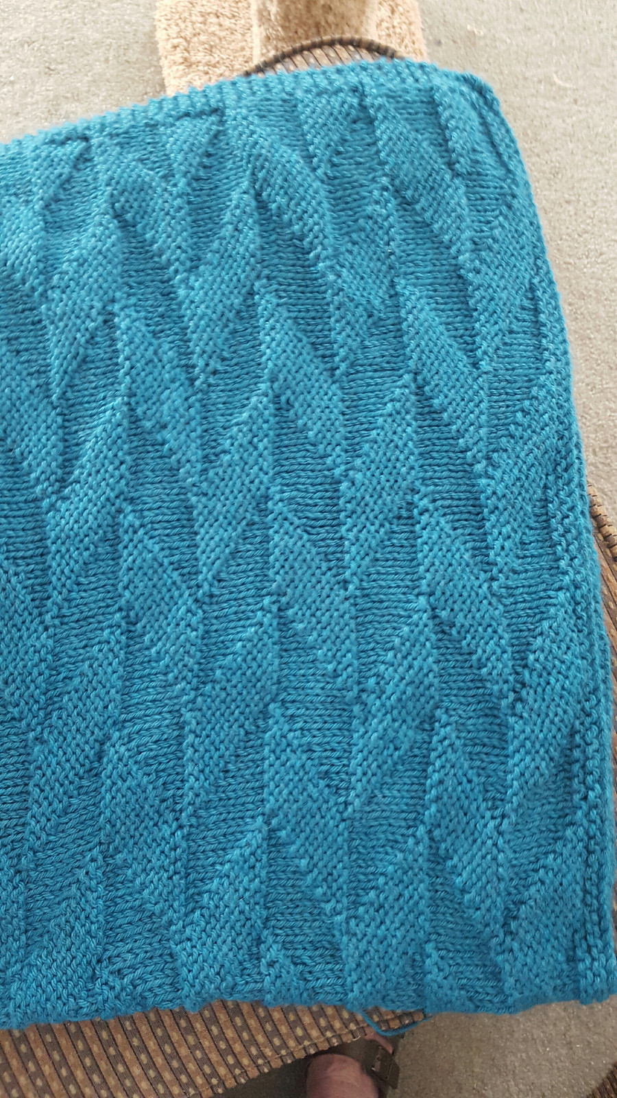 Fresh Easy Afghan Knitting Patterns Knitted Throw Pattern Of Awesome 45 Photos Knitted Throw Pattern