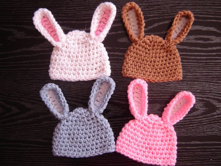 Fresh Easy Bunny Hat by Jtcreations Free Crochet Pattern Crochet Bunny Hat Of Gorgeous 50 Photos Crochet Bunny Hat