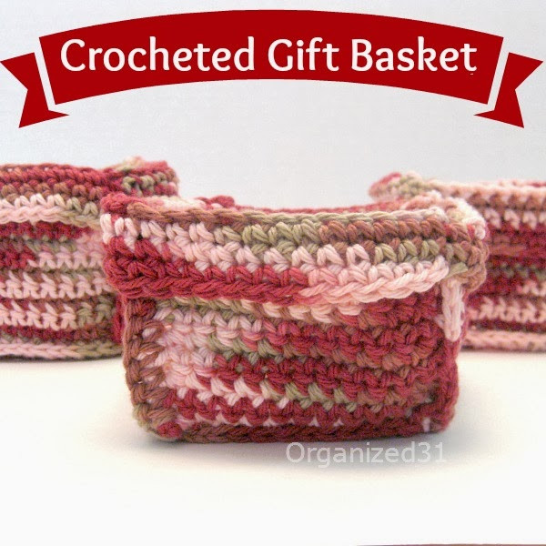 Fresh Easy Crocheted Square Basket organized 31 Easy Crochet Gifts Of Superb 42 Pictures Easy Crochet Gifts