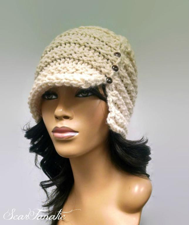 Fresh Easy Loom Knit Cloche Flapper Hat by Scarfanatic Craftsy Knit Cloche Hat Of Attractive 40 Photos Knit Cloche Hat