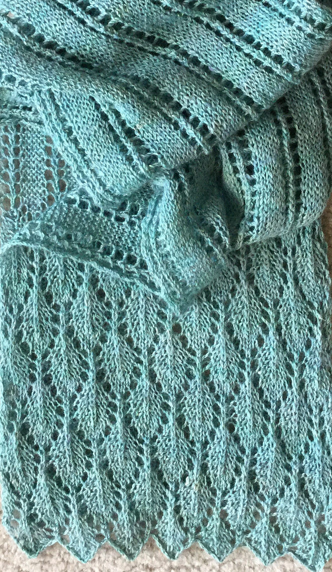 Fresh Easy Scarf Knitting Patterns Lace Scarf Pattern Of Innovative 44 Photos Lace Scarf Pattern