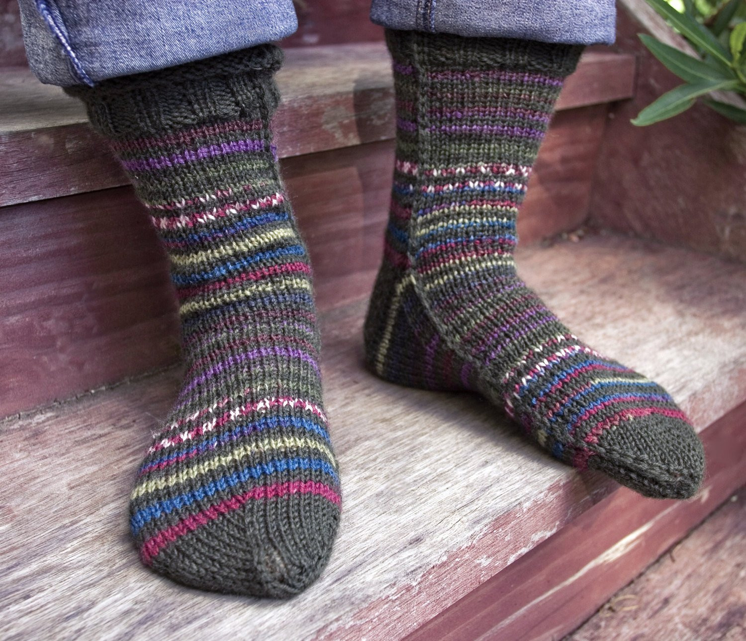 Fresh Easy to Knit Mens socks On Two Needles S M L Xl Pdf File sock Knitting Needles Of Wonderful 44 Photos sock Knitting Needles