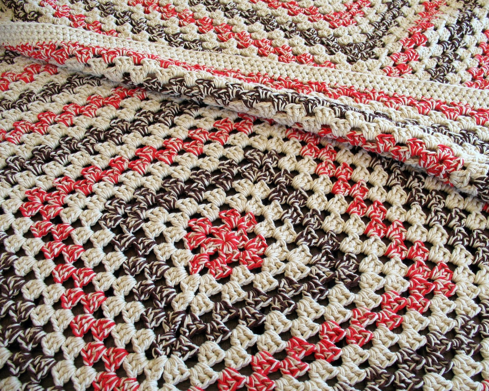 Fresh Eclectic Me Giant Granny Square Blanket Granny Square Blanket Pattern Of Lovely 45 Photos Granny Square Blanket Pattern