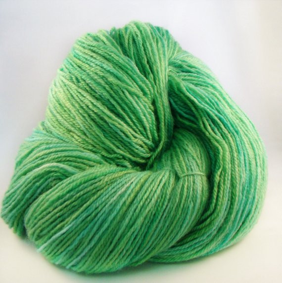 Fresh Emerald Green Jumbo Skein Wool Bfl Dyed Wool Dk Weight Wool Emerald Green Yarn Of Gorgeous 43 Pics Emerald Green Yarn