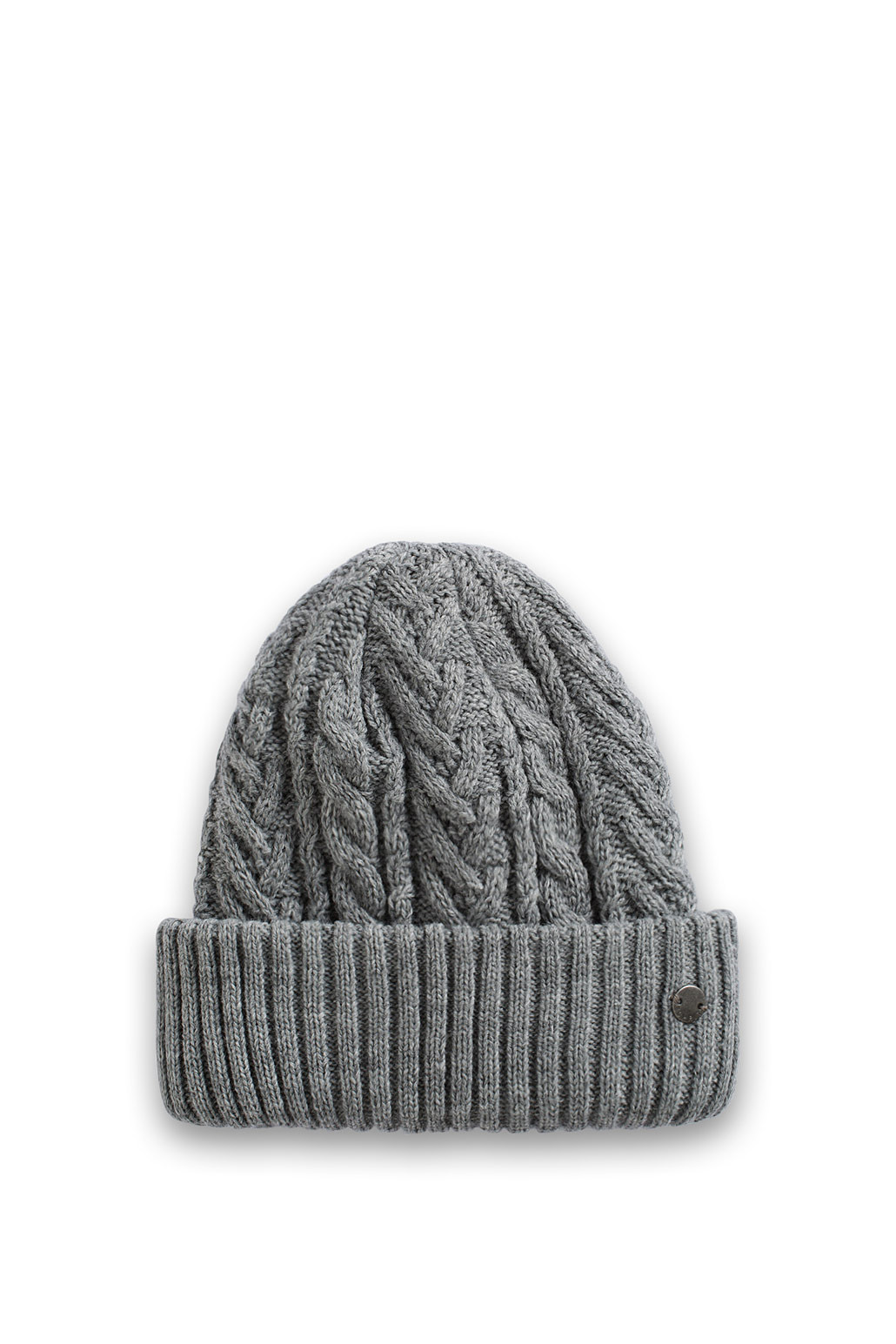 Fresh Esprit Knitted Hat with A Cable Knit Pattern at Our Cable Hat Pattern Of New 40 Models Cable Hat Pattern