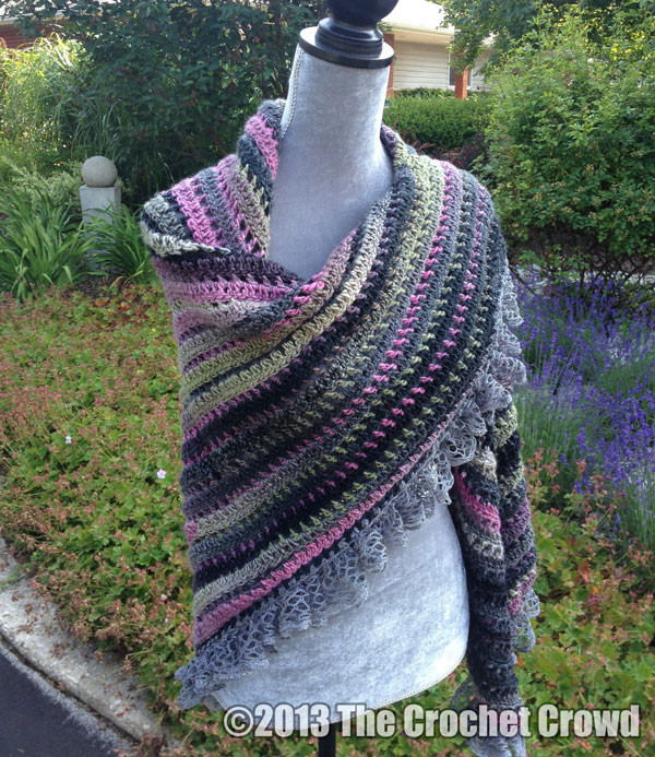 Fresh Exciting New Crochet Shawl 3 Balls Of Yarn Ly Crochet Crowd Patterns Of Perfect 49 Ideas Crochet Crowd Patterns
