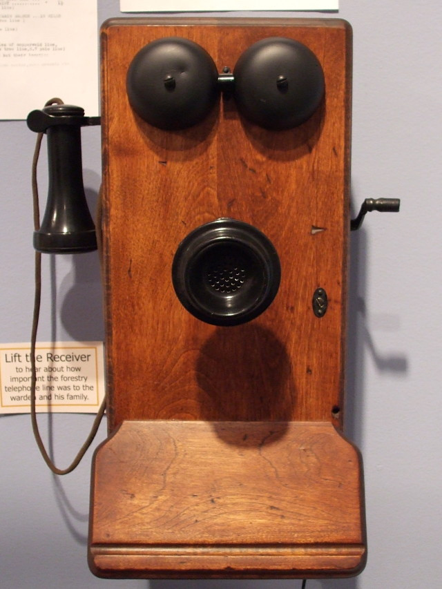 Fresh Faces – Dodgeville Old Time Phone Of Great 44 Models Old Time Phone