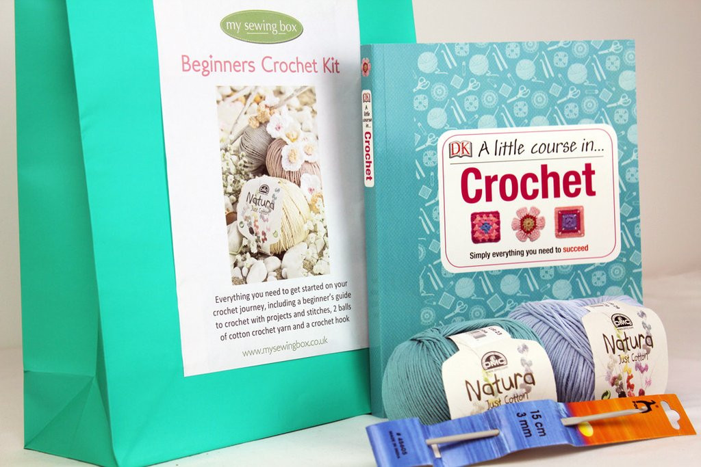 Fresh Fantastic Fabrics and Haberdashery with Sewing Project Beginners Crochet Kit Of Amazing 49 Photos Beginners Crochet Kit