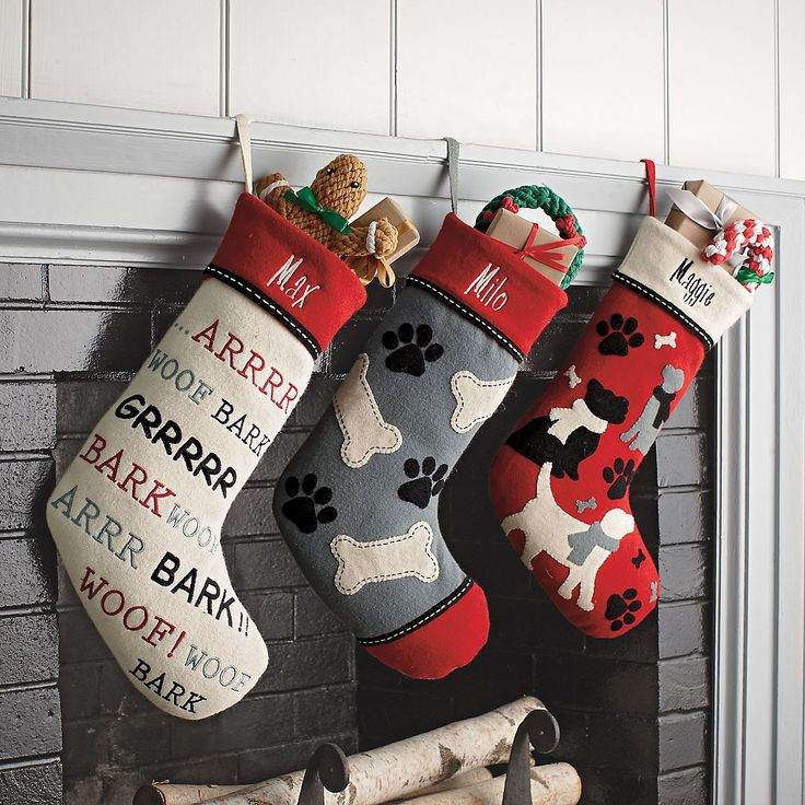 Fresh Felt Dog Stockings $25 On Sale for Seventeen Dollars Dog Paw Stocking Of Charming 44 Ideas Dog Paw Stocking