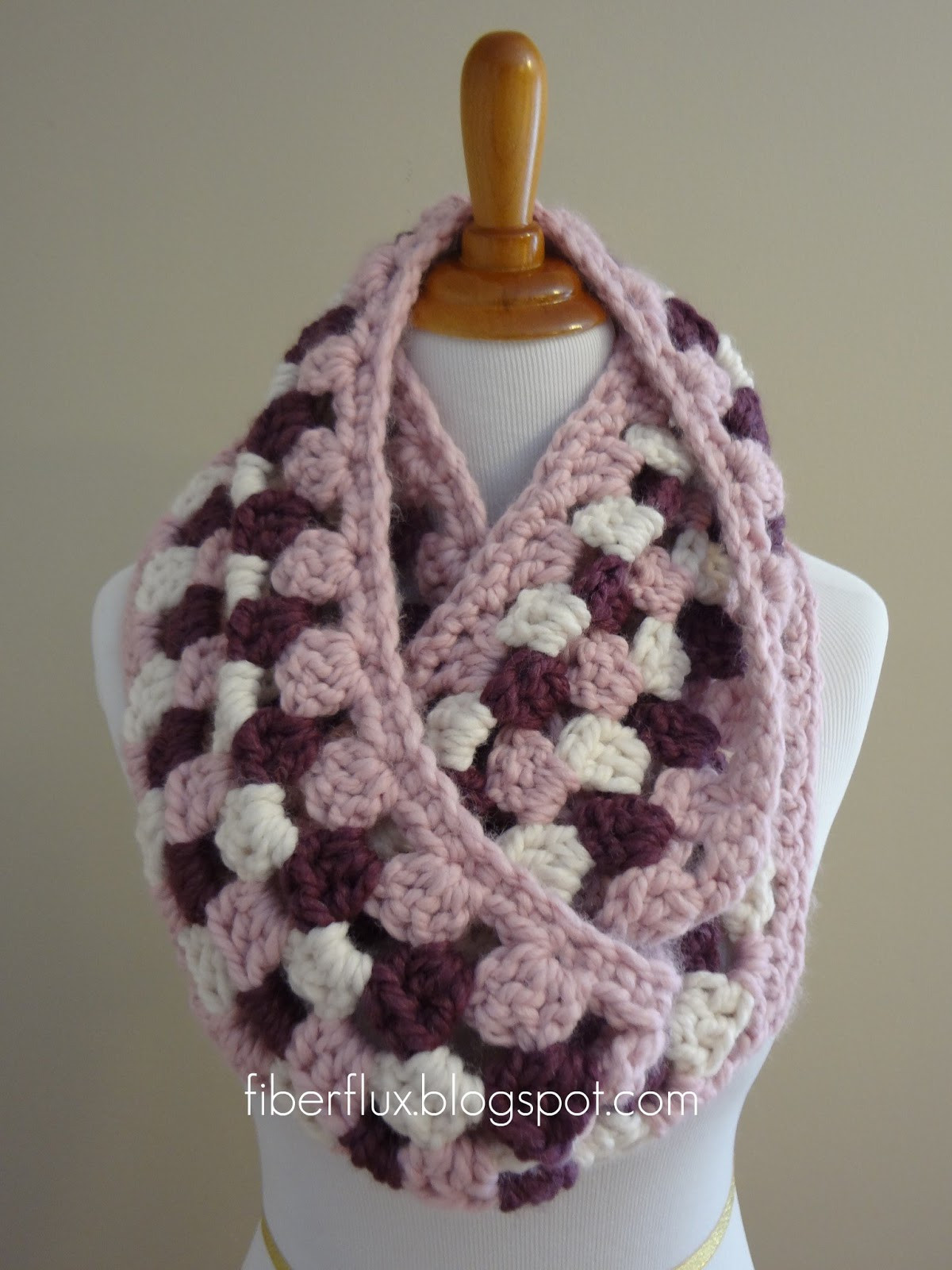 Fresh Fiber Flux Free Crochet Pattern Cherries In Bloom Free Infinity Scarf Crochet Pattern Of Attractive 46 Images Free Infinity Scarf Crochet Pattern