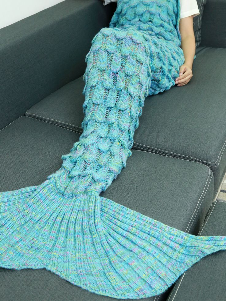 Fresh fortable Hollow Out Design Knitted Mermaid Tail Blanket Knitted Mermaid Tail Of Perfect 38 Ideas Knitted Mermaid Tail