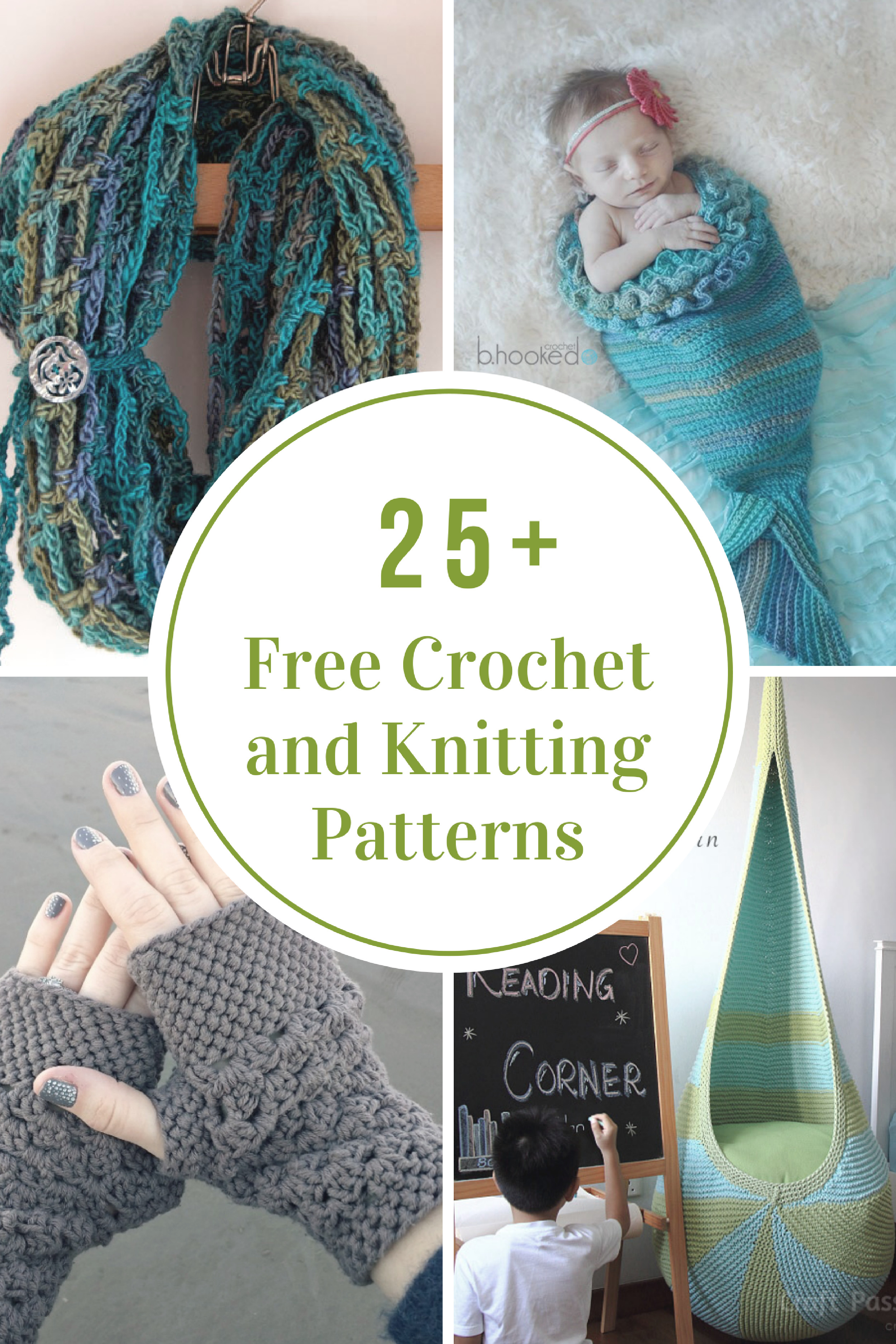Fresh Free Crochet and Knitting Patterns the Idea Room Knitting and Crochet Patterns Of Adorable 46 Ideas Knitting and Crochet Patterns