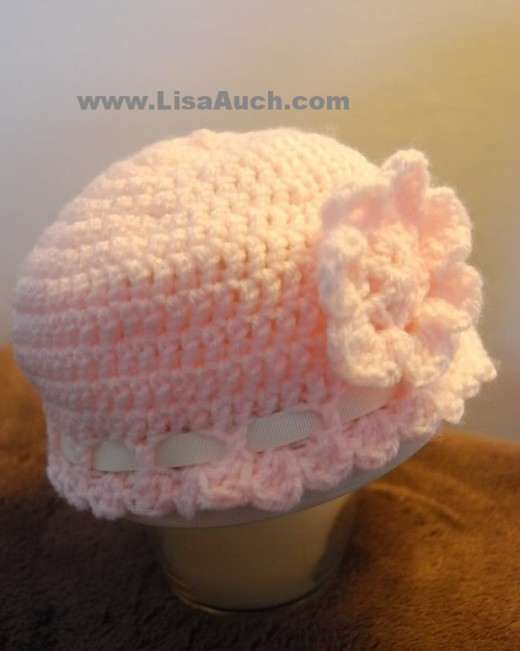 Free Crochet Baby Hat Patterns Ideal for Beginners
