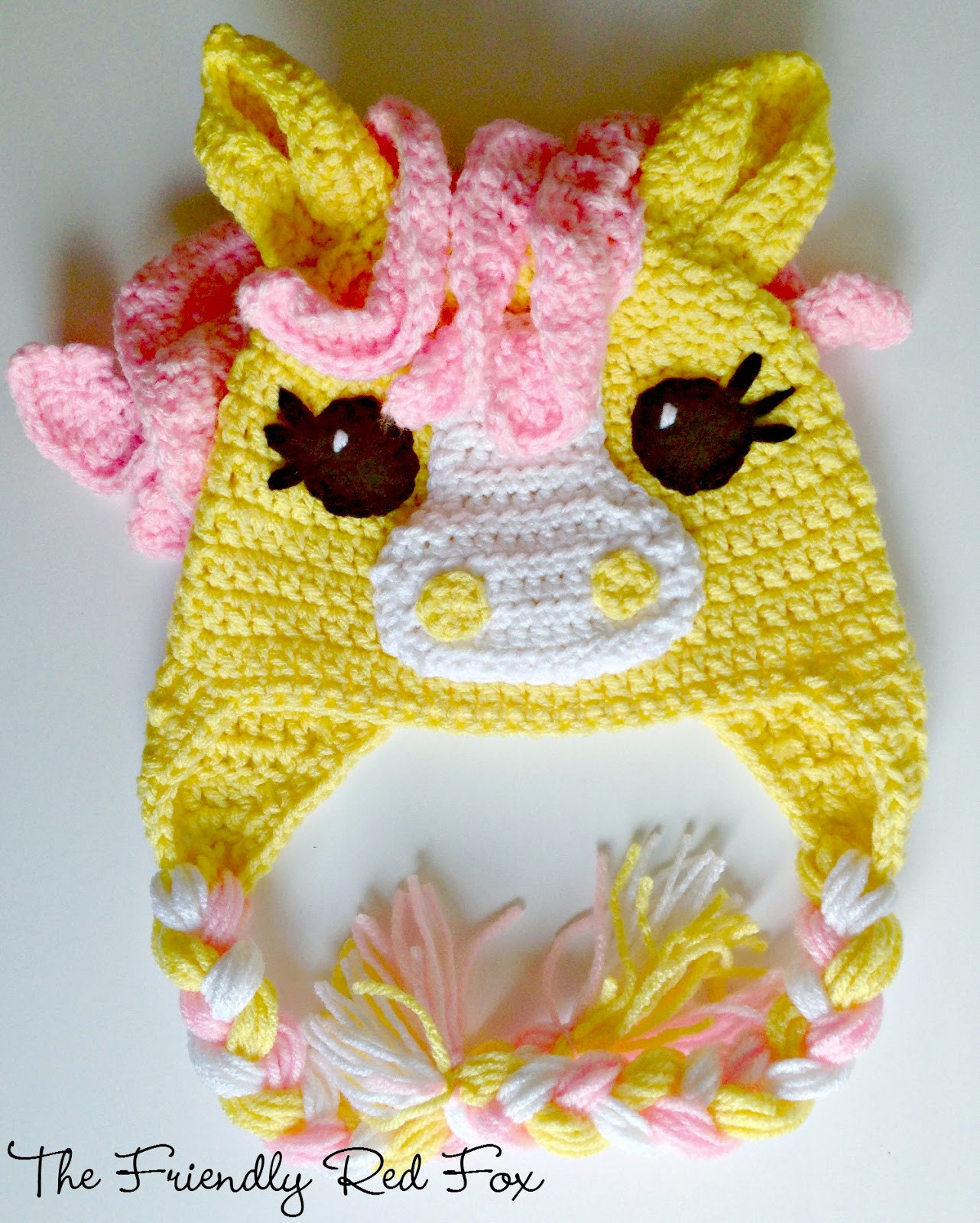 Fresh Free Crochet Little Pony Hat the Friendly Red Fox My Little Pony Crochet Pattern Of Brilliant 49 Ideas My Little Pony Crochet Pattern