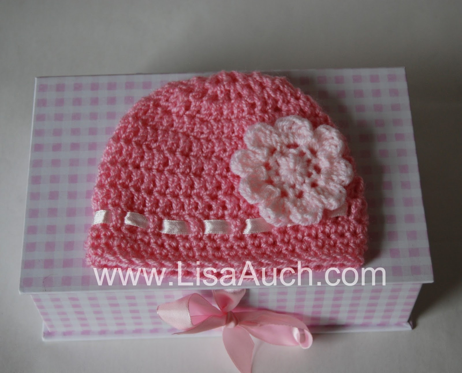 Fresh Free Easy Crochet Baby Hat Pattern with Crochet Flower toddler Crochet Hat Pattern with Flower Of Luxury 50 Ideas toddler Crochet Hat Pattern with Flower