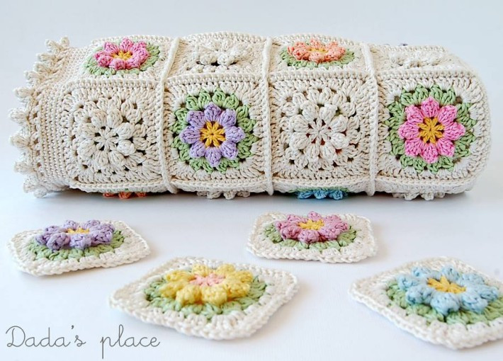 Fresh Free Granny Square Baby Blanket Patterns Craftsy Granny Square Baby Blanket Of Amazing 41 Pictures Granny Square Baby Blanket