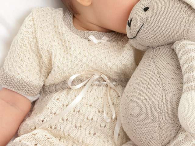 Fresh Free Knitting Patterns for Baby Dresses Baby Dress Knitting Pattern Of Amazing 40 Models Baby Dress Knitting Pattern