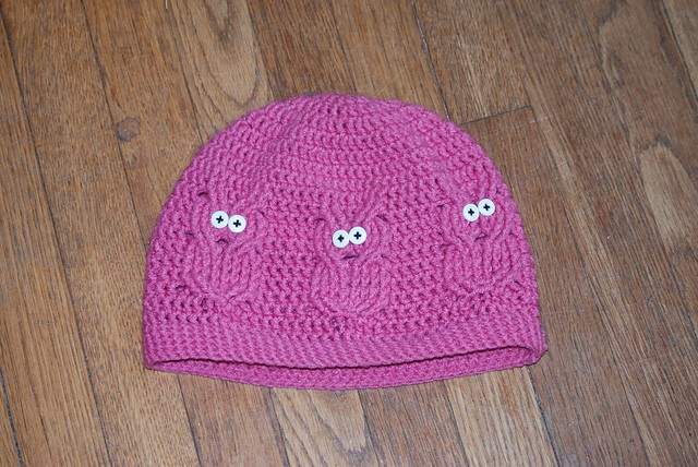 Fresh [free Pattern] Adorable Owl Hat You Can Make Really Quick Adult Crochet Hat Of Contemporary 46 Pics Adult Crochet Hat