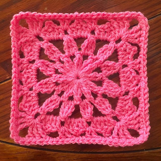 Fresh [free Pattern] This Little Flower Square is Insanely Crochet for Beginners Granny Square Of Unique 49 Ideas Crochet for Beginners Granny Square