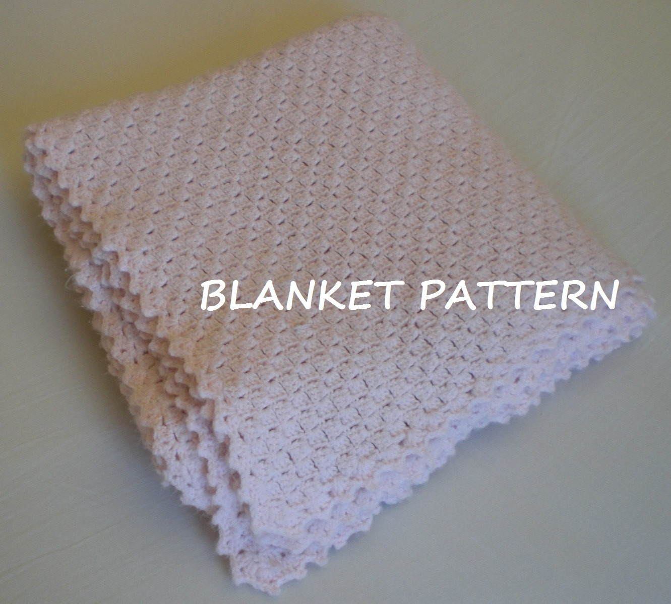 free quick and easy baby blanket crochet patterns