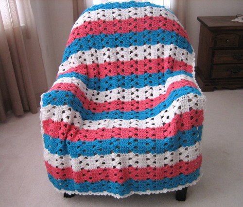Fresh Fset Shells Afghan Crochet Shell Blanket Of Lovely 40 Pictures Crochet Shell Blanket